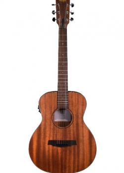 Guitare de voyage électro-acoustique BB27 MHS EQ