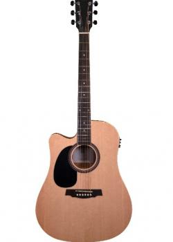 GUITARE ÉLECTRO-ACOUSTIQUE LH SD25 CEQ DREADNOUGHT