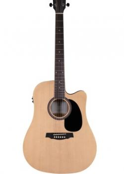Guitare Prodipe  SD25 CEQ Dreadnought