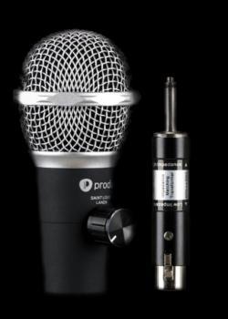 Micro pour Harmonica SAINT LOUIS